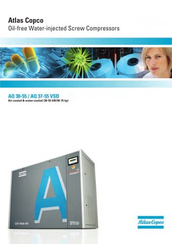AQ 30-55/ AQ 37-55 VSD