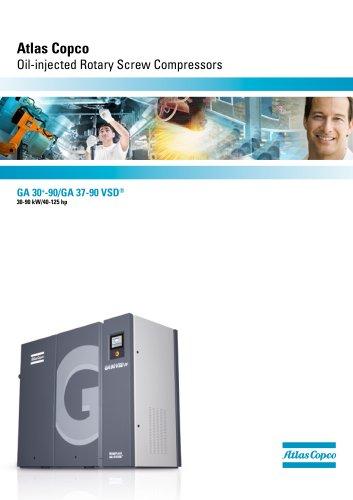 GA 30+-90/GA 37-90 VSD®