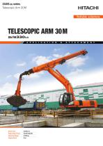 TELESCOPIC ARM 30M