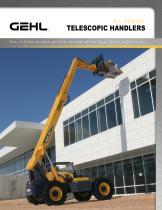 RS Series Telescopic Handlers