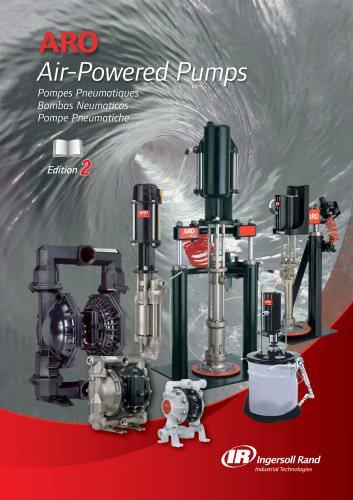 ARO Diaphragm Pumps Version 2 Eng Fre Spa