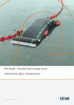 RO-TANK - Flexible fluid storage tanks