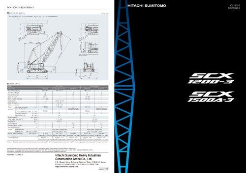 SCX1500A-3