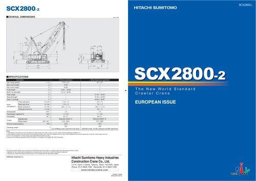 SCX2800-2