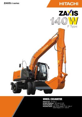 ZX140W-3F
