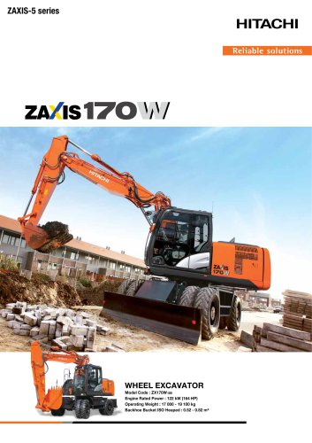 ZX170W-5