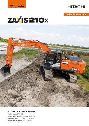ZX210XLC-6