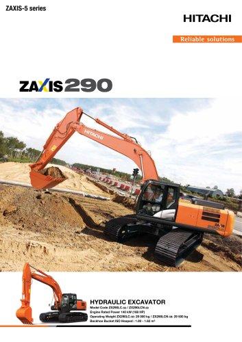 ZX290LCN-5
