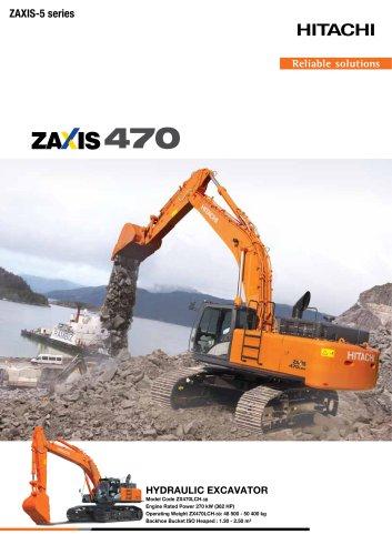 ZX470LCH-5