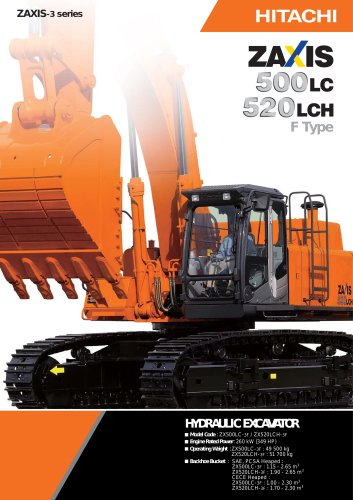 ZX520LCH-3F