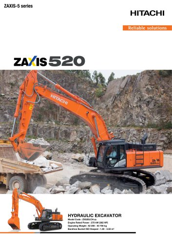ZX520LCH-5