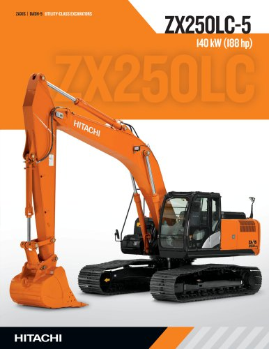 ZX250LC-5