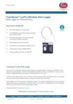 TrackSense® LyoPro