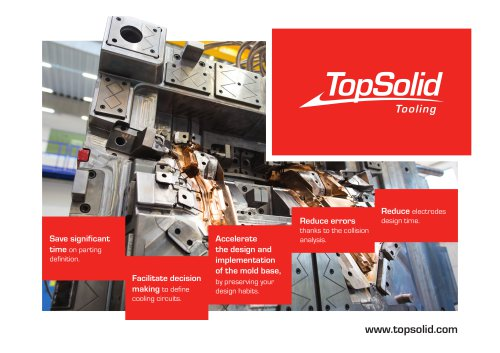 News Tooling 2020 - TopSolid'Tooling: The cutting and stamping CAD/CAM solution for toolmakers