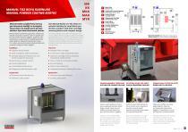 Manual Powder Coating Booths