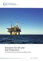 solutions for Oil and Gas Production