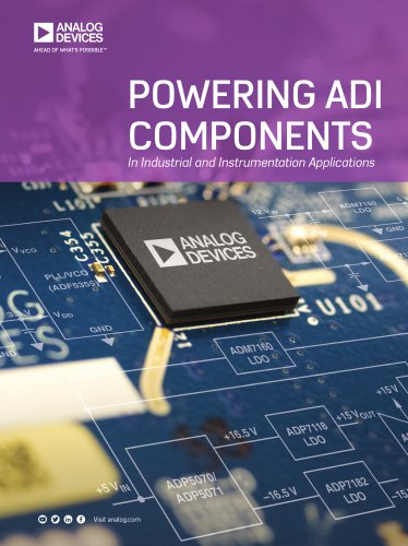 Powering ADI Components