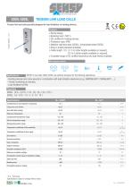 5200L-5205L : TENSION  LINK LOAD CELL