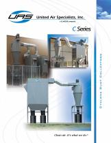 Cyclone Dust Collectors - C Series