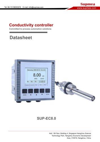 SUP-EC8.0 conductivity meter
