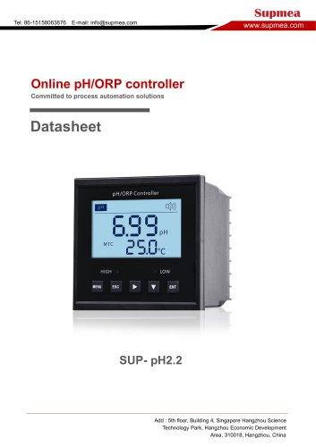 SUP-PH2.2 pH controller