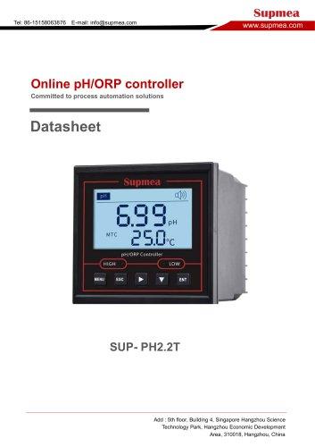 SUP-PH2.2T pH controller