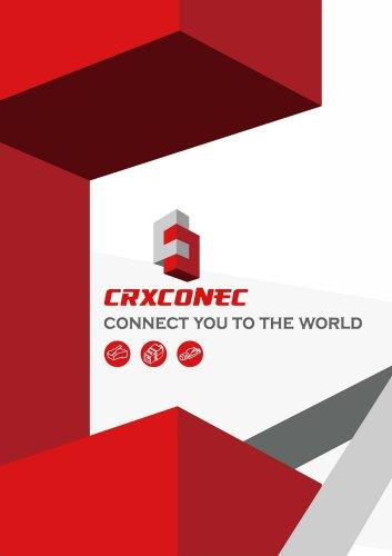 Crxconec Waterproof IP68 Network Solution