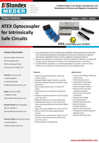Optocoupler Product Solution_EN