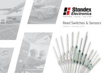 Product Line Brochure Reed Switches & Sensors
