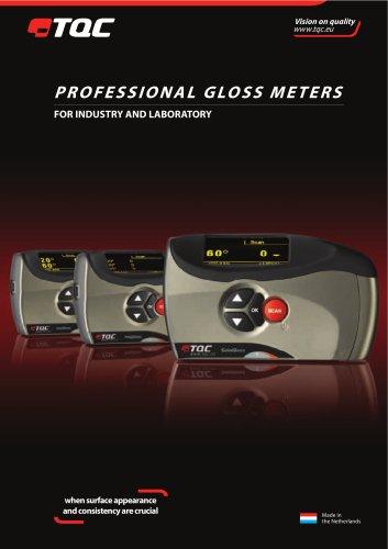 TQC Glossmeters