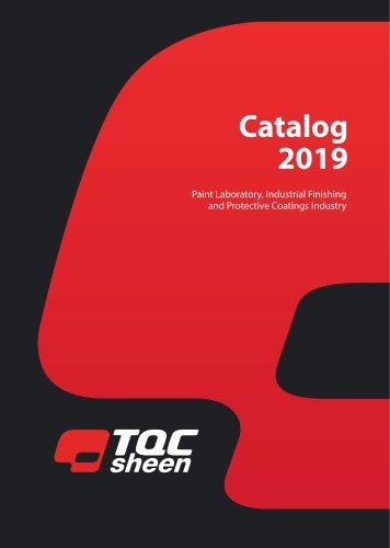 TQC Sheen Catalog 2019