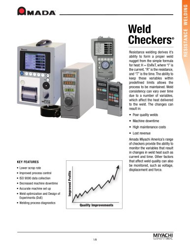 Advanced Hand-Held Weld Checker - MM-380A