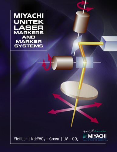 laser markers and marker systems