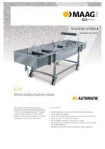 KW Cooling Trough