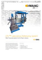 LPU® Laboratory Pelletizing System