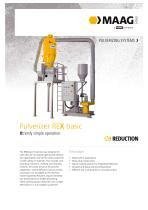Pulverizer REX basic