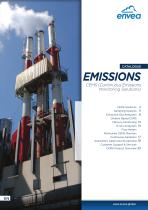 New catalogue: Continuous Emission Monitoring Systems (CEMS)