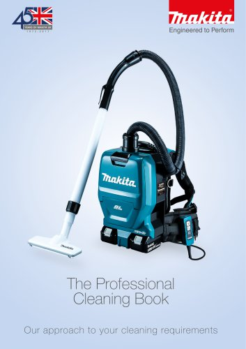 Professional Cleaning Book