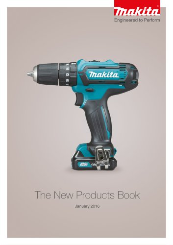 The New Products Book