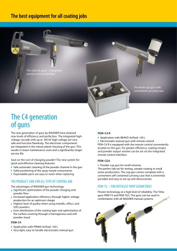 The C4 generation of guns