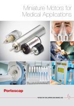Portescap Medical Brochure