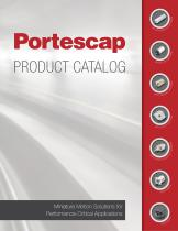 Portescap Product Catalog