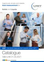 Catalogue UWT 2020/21