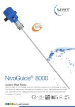 Product leaflet NivoGuide® NG 8100/8200 for Liquids