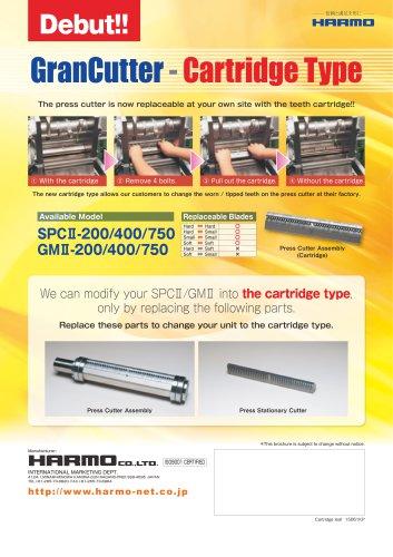 GranCutter - Cartridge Type