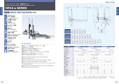 HRXII-100/150/200Sa-Ga
