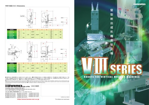 VIII-45/65/80(T)(R)(TR)