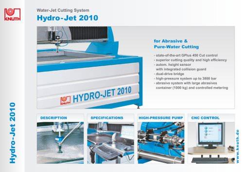 Hydro-Jet 2010
