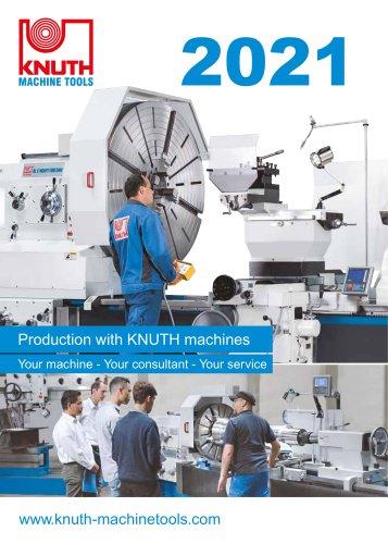 Knuth Catalog 2021