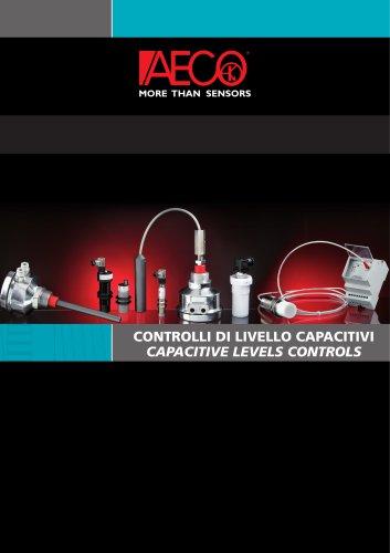 CAPACITIVE SENSORS -200/+250°C